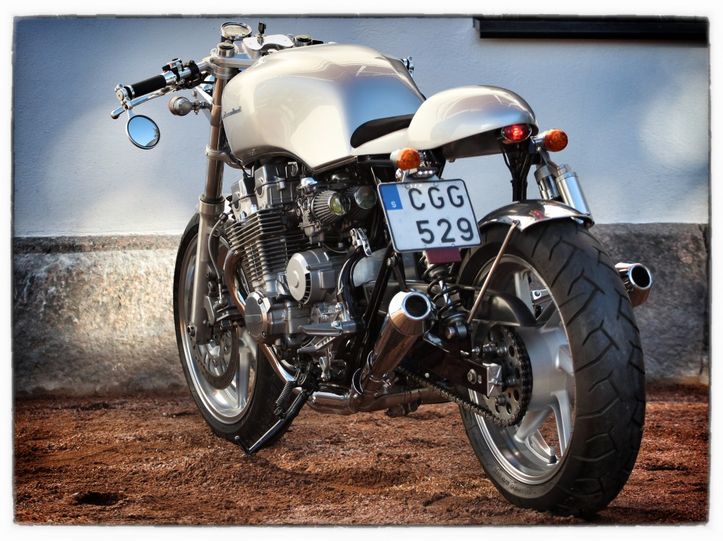 Honda Cb750 Cafe Racer Gallery Hobbiesxstyle