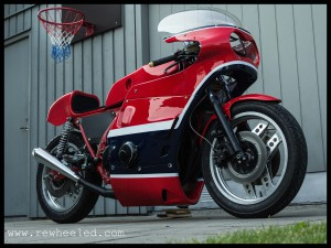Honda RCB replica by Rewheeled